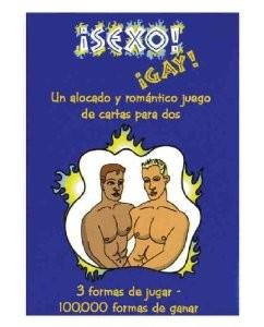 Juego de naipes de Sexo Gay